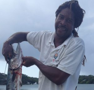 Best Fishing Captain Roatan